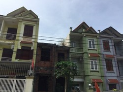 BÁN nhà xây khô khu việt mỹ bãi cháy quảng ninh