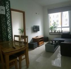 Cho thuê căn hộ CBD 2PN, Đồng Văn Cống, Quận 2, FRE WIFI, CÁP, giá 7.5tr/tháng,