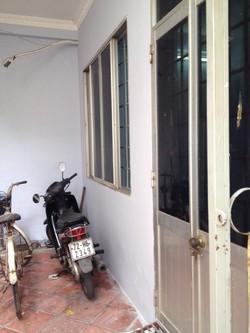 Cho thuê nhà chính chủ đường Ba Cu