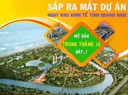 Sắp mở bán siêu dự án trọng điểm Quảng Nam trong tháng 10