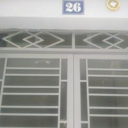 Nhà nhỏ 3 tầng 345 triệu 26/36/30 Trần Nguyên Hãn
