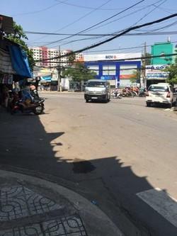 Cho thuê tòa nhà mặt tiền Nguyễn Văn Dung phường 6 quận Gò Vấp. DTSD:1500M2 giá 120tr