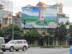 Bán nhà mặt đường số 133 đường Vòng Cầu Niệm, Lê Chân, Hải Phòng