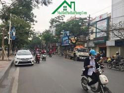 Bán nhà mặt đường Nguyễn Đức Cảnh, Lê Chân, Hải Phòng