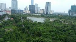Cho thuê chung cư N04B2 công viên Cầu Giấy