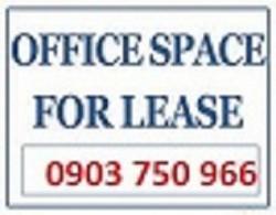 Cho thuê văn phòng đẹp ngay trung tâm MT Nguyễn Huệ, Q1, 67m2, giá 47 triệu/tháng bao thuế phí