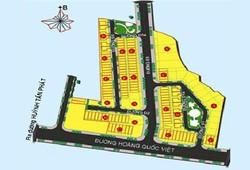 Bán đất đường Hoàng Quốc Việt, p. Phú Thuận, Q7