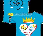 5 Chuyên May Aó Thun Đồng Phục Có In Thêu Logo Gía Rẻ
