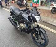 3 Bán xe Yamaha FZ150i mầu đen xám. phun xăng điện tử.xe nguyên bản tuyệt đối về máy móc,hình thức như