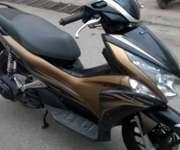 2 Bán xe AirBlade FI ,phun xăng điện tử SPORT,dáng thể thao đời 2012,màu nâu đen