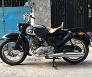 8 HONDA C92 125cc Benly date 1959-1964 for sale