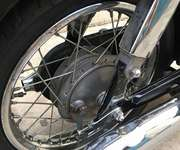 13 HONDA C92 125cc Benly date 1959-1964 for sale