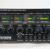 4 Viện bảo tàng RADIO Ampli Receiver đèn cổ TÂY ĐỨC: Telefunken,SABA,Philips,Grundig,...