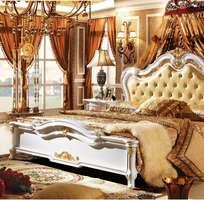 10 Giường ngủ cổ điển, giá rẻ đặc biệt tại Q2 và Q7 TpHCM, Cần Thơ