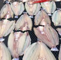 4 Bán Khô cá Dứa một nắng Cần Giờ, Cá dứa cần giờ, Khô cá dứa 1 nắng