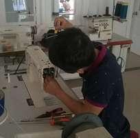 9 Dạy sửa máy may công nghiệp, dạy may công nghiệp