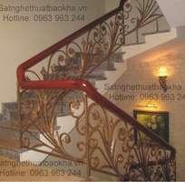 14 Cầu thang sắt đẹp,sắt mỹ thuật giá rẻ đây