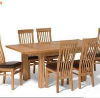 19 Bàn ăn gia đình đẹp, bàn ăn gia đình giá rẻ