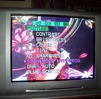 4 Thanh lý tv 25icnh 29inch siêu phẳng crt 500k 1 tv