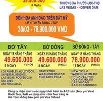 2 Tour Mỹ giá Siêu Tiết Kiệm 39tr900 tại Sỹ Lai