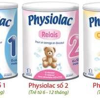 Sữa Physiolac của Pháp - Sữa tăng chiều cao cho bé - free ship toàn quốc