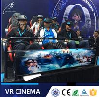 8 Hệ thống thực tế ảo 9DVR, phòng phim 9D VR với công nghệ tiên tiến nhất giá rẻ