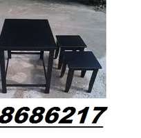 3 Ghế gỗ giá rẻ
