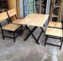 5 Ghế gỗ giá rẻ
