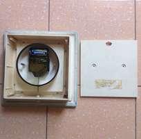 Đồng hồ treo tường nhà tắm
