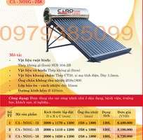 2 La Bô Cao Cấp CARO, Bồn Cầu Cao Cấp CARO, Máy nước nóng năng lượng mặt trời cao cấp CARO.