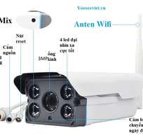 2 Chuyên cung cấp camera wifi ngoài trời chi phí thấp
