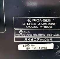 5 Âm ly khủng pioneer A150D 350W đẹp xuất sắc