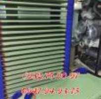 Giường nàm vải lưới dành cho các bé trường mầm non