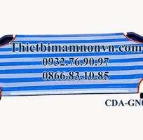 2 Giường nàm vải lưới dành cho các bé trường mầm non