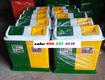 Thùng phân loại rác 2 ngăn bằng nhựa Composite