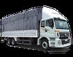 Xe Thaco Auman 3 chân 14 tấn C2400A, C1400B, C240C. Xe ben Auman D240 13 tấn 10.8m3