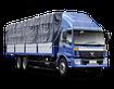 6 Xe Thaco Auman 3 chân 14 tấn C2400A, C1400B, C240C. Xe ben Auman D240 13 tấn 10.8m3