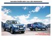 5 Xe Pikcup bán tải NAVARA NP300 2,5L phiên bản mới 2018, giá hấp dẫn
