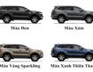 7 Khuyến mại giảm giá sốc nhất thị trường xe Ford Everest mới 2019, giá xe ford everest titanium 2019