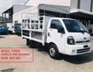 Xe tải k200 thùng mui bạt tải trọng 1t49/1t9, trả trước 30