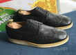 Giày Wingtip Oxford size 42