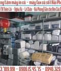 Bán máy in cũ, máy in cũ đủ loại giá rẻ uy tín số 1 tại Hải Phòng