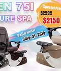 RegalNailStore.com Sale Hot -17 Alden 75i Pedicure Spa Chair