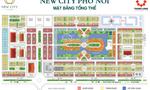 Chính chủ bán lô BLK33.21 Dự án New City Phố Nối Hưng Yên. 102m2