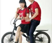 9 Mua áo đôi cửa hàng Hataci 191 Bạch Mai , Hà Nội