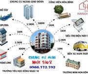 1 Bán chung cư mini Nhật Tảo 7 Đông Ngạc Bắc Từ Liêm 43m2 giá 610tr Có Sổ Đỏ
