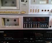 10 Cassette Deck, đầu câm Japan