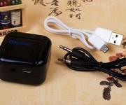 1 Tạo loa không dây với Bluetooth Music Reiceiver H266 có NFC,chất lượng tuyệt hảo