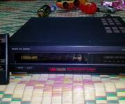 18 Bán đầu băng và băng VHS Nhật, điện 220v, đa hệ có đ.khiển