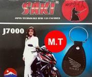Khóa chống trộm xe máy, smakey SAKI-J7000 công nghệ japan
